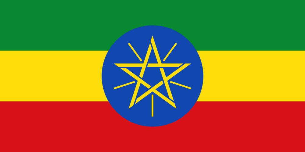 Ethiopia flag image preview