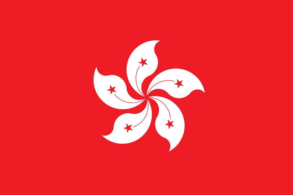 Hong Kong flag image preview