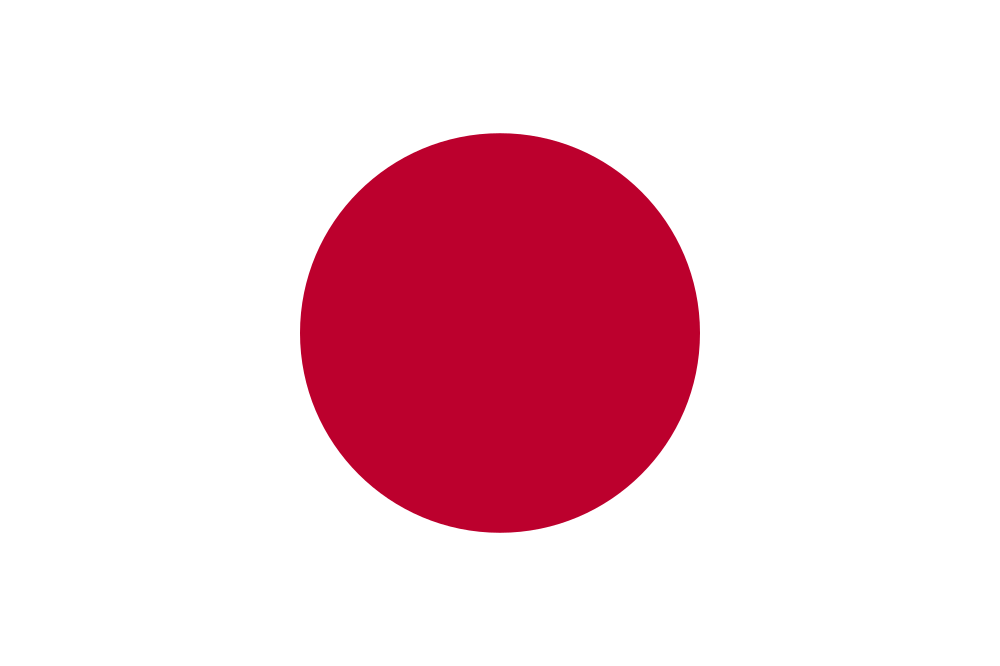 Japan flag image preview