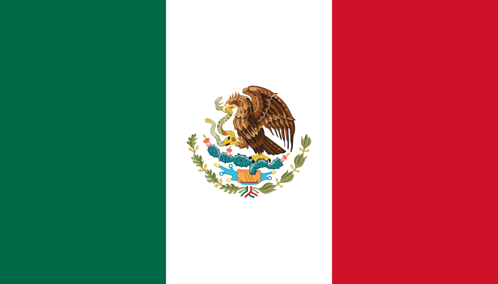 Mexico flag image preview
