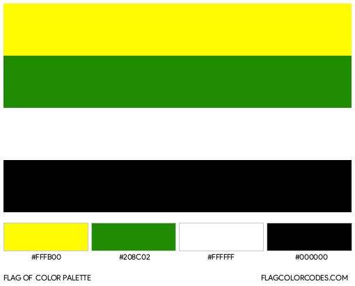 Skoliosexual Flag Color Palette