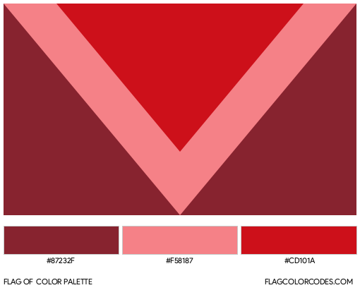 Libidoist Flag Color Palette