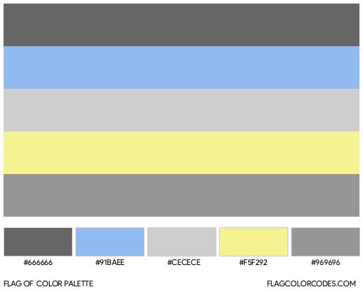 Periboy Flag Color Palette