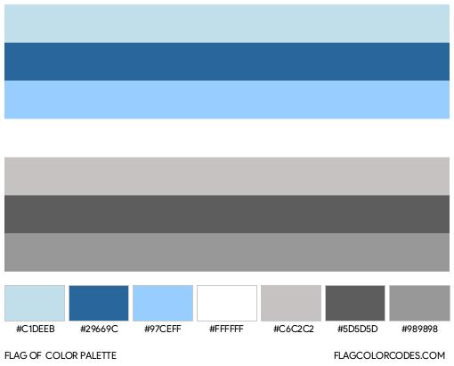 Faunflux Flag Color Palette