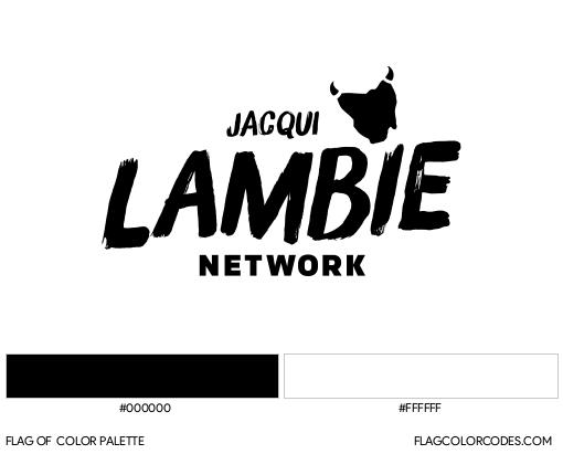 Jacqui Lambie Network Flag Color Palette