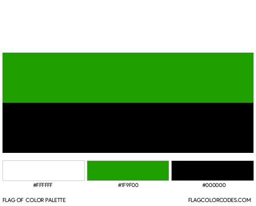 Neutrois Flag Color Palette